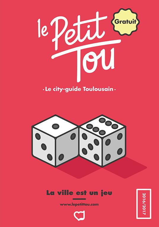 Dernière couverture du city guide le Petit Tou