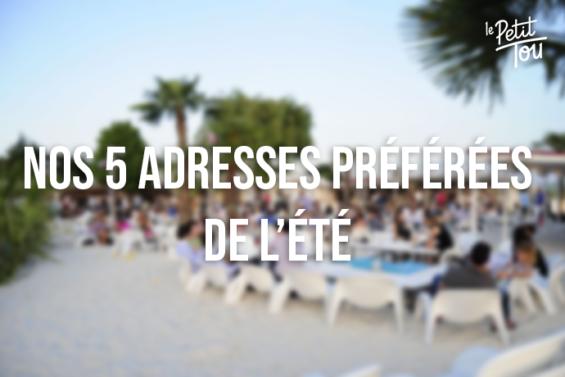 NOS 5 ADRESSES PRÉFÉRÉES DE L'ÉTÉ À TOULOUSE