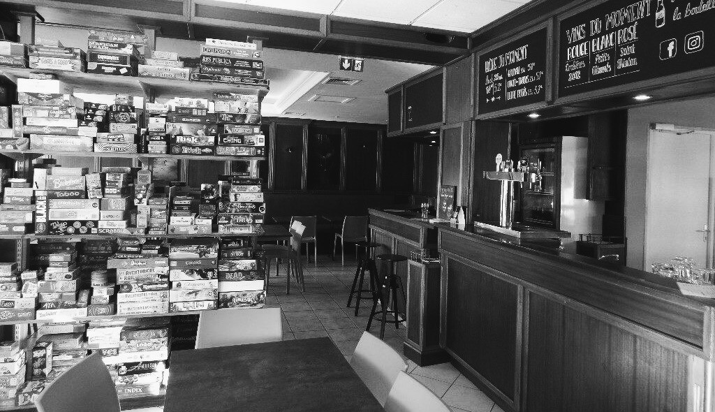 Baraka jeu - bar - Toulouse - jeu de société - bar à jeux