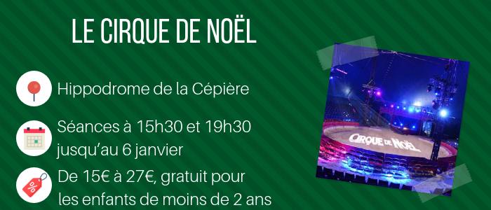Cirque de Noël - Toulouse