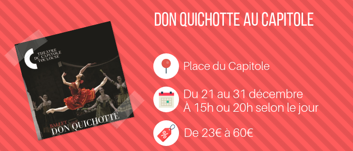 Don Quichotte au Capitole