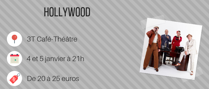 Hollywood - Toulouse