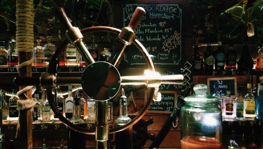 La cale sèche - bar - Toulouse - rhumerie
