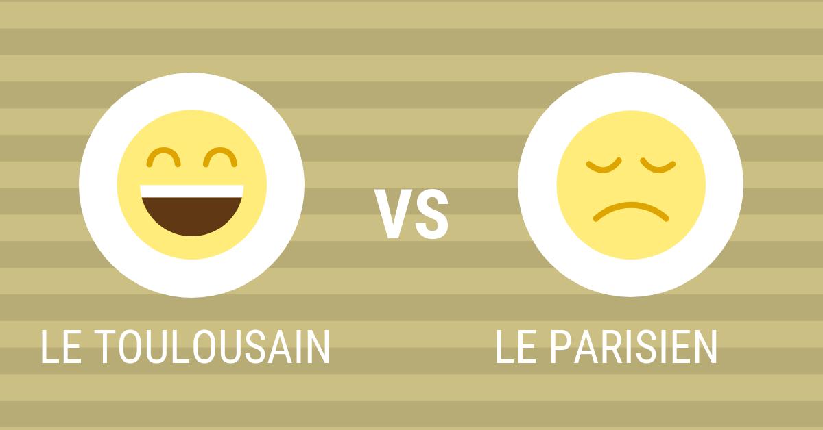 Le Toulousain et le Parisien