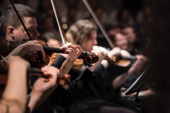 nouvel an - toulouse - orchestre - concert - élégant