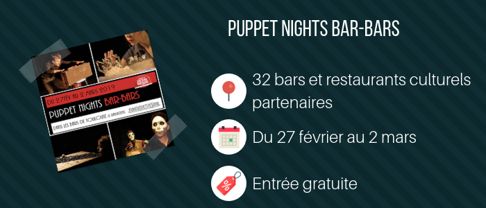 pueppet night bar-bars