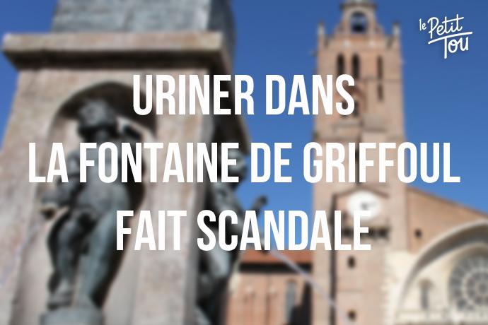 Fontaine de Griffoul - Monuments - Toulousains - mystère