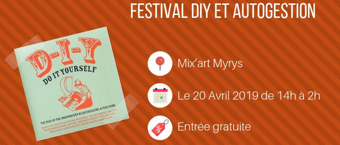 Festival DIY et Autogestion