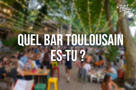 TEST-QUIZ : Quel bar toulousain es-tu ?